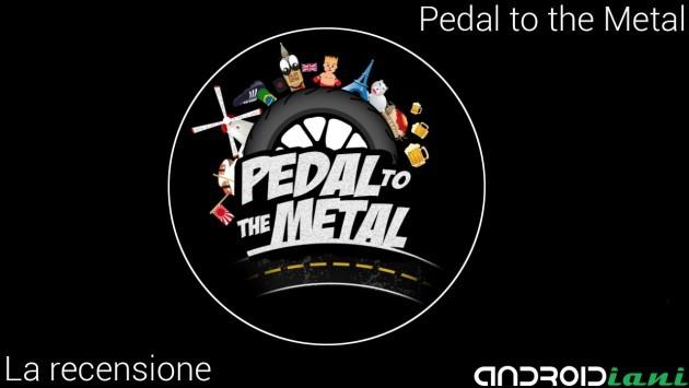 [Sponsored] Pedal To The Metal! : Un nuovo gioco accattivante