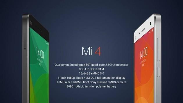 Xiaomi: disponibile Android 4.4 Stock per Mi3 e Mi4
