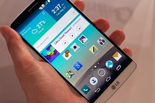 Chiamate sotto rete LTE finalmente disponibili per LG G3