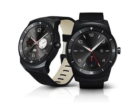 LG G Watch R ufficiale: display tondo, sensore del battito cardiaco e molto altro