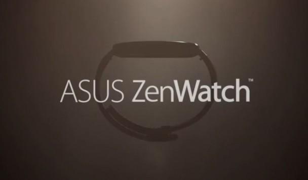 ASUS annuncia ufficialmente lo ZenWatch