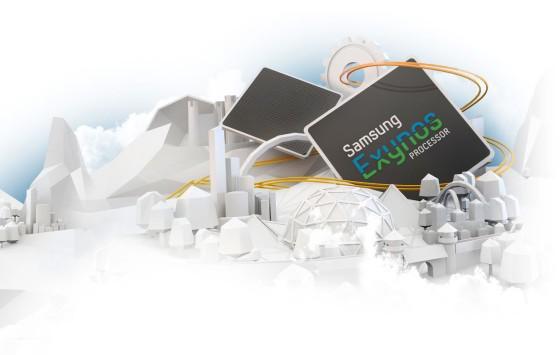 Samsung presenta il nuovo Exynos 5430 Octa Core