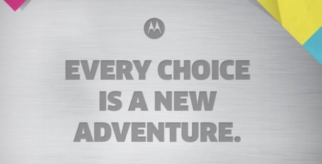 Motorola, evento il 4 Settembre: Moto G 2, Moto X+1 e Moto 360 in arrivo?