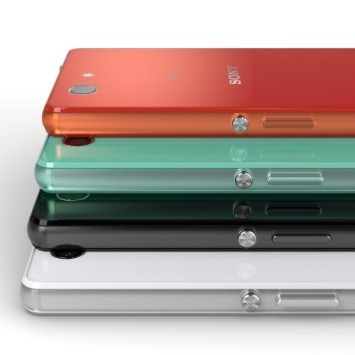 Sony Xperia E3 in sconto con l'acquisto di Xperia Z3 Compact su Expansys.it