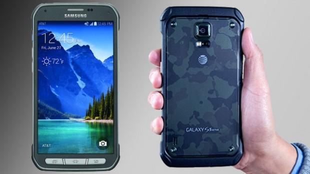 Samsung Galaxy S5 Active si aggiorna ad Android 6.0 Marshmallow