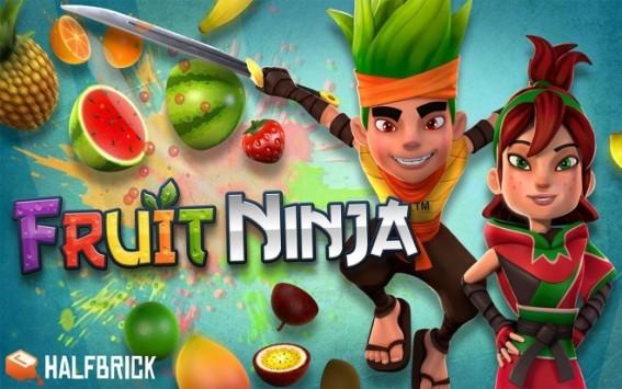 Fruit Ninja riceve un importante aggiornamento