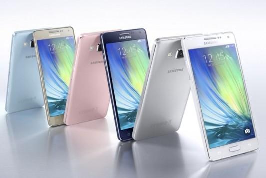 Samsung svela ufficialmente Galaxy A3 e Galaxy A5