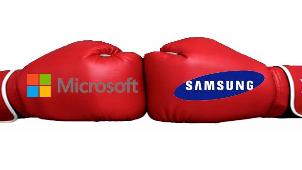 Brevetti, Microsoft chiede gli interessi a Samsung