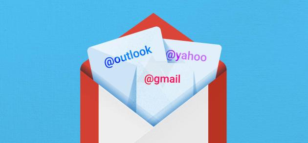 Gmail 5.0 ha un nuovo look e gestisce altri account