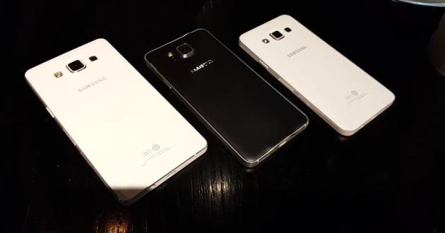 Samsung Galaxy A3 e A5, ecco i prezzi per l'Olanda