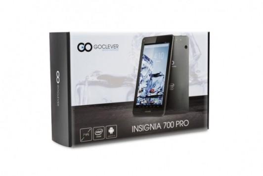 GoClever INSIGNA 700 Pro: nuovo tablet con Intel Atom e 2GB di RAM a 95€