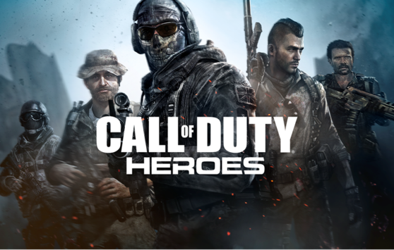 Call of Duty: Heroes disponibile su Play Store