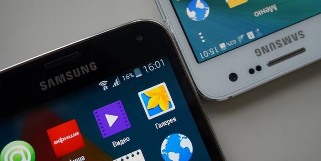 Samsung Galaxy A3 e A5, l'alluminio causa problemi di produzione e scarsa ricezione