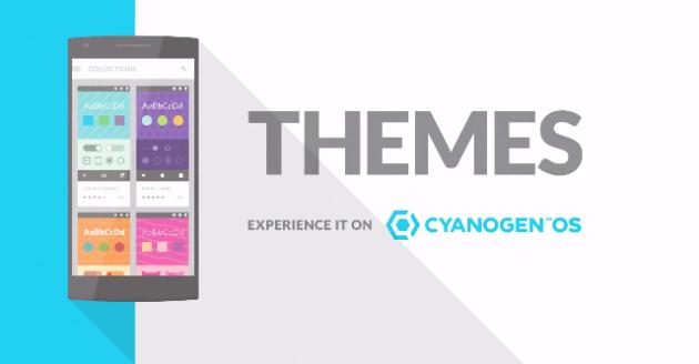 Crea un tema Cyanogen, vinci uno smartphone