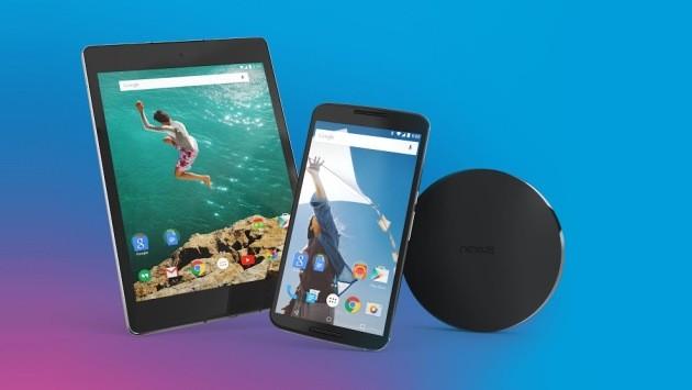 Nexus 9 e Nexus Player: disponibili le factory image