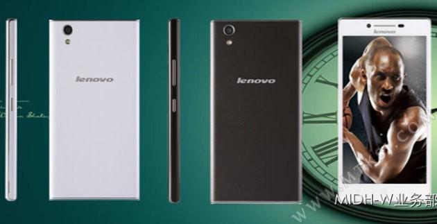 Lenovo P70t: display 5 pollici HD e batteria da 4000 mAh per 46 giorni di autonomia dichiarata