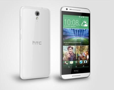 HTC presenta ufficialmente HTC Desire 620 e HTC Desire 620G
