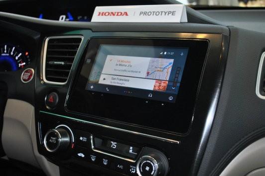 Android Auto è in arrivo con Android M