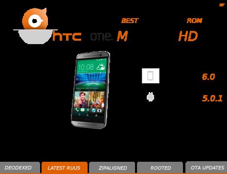 HTC One M8, Lollipop già pronto con la ROM MaximusHD