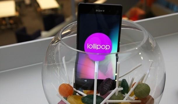 Sony conferma Lollipop su Xperia Z3 da febbraio