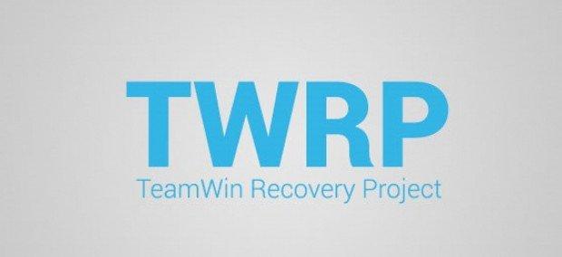 TWRP 3.0: nuovo tema, nuovo terminale e molto altro