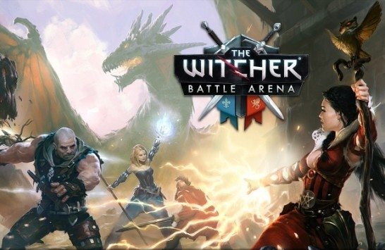 The Witcher Battle Arena: arriva il MOBA di CD Projekt