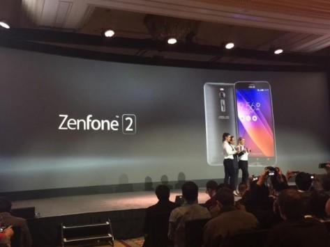 ASUS Zenfone 2 riceve un nuovo aggiornamento