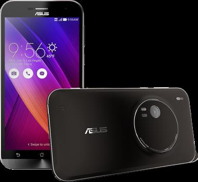 Asus presenta Zenfone Zoom, fotocamera da 13MP e zoom ottico 3X