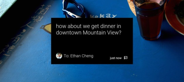 Fessenger: Facebook Messenger approda sui Google Glass