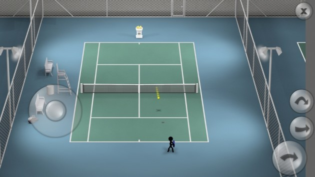 Stickman Tennis 2015 arriva su Android
