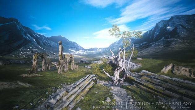 Mevius Final Fantasy: primo trailer del nuovo JRPG in arrivo su Android