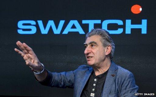 Swatch è pronta ad affrontare l'ondata di smartwatch