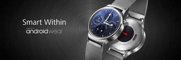 Huawei Watch presentato ufficialmente