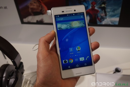 Sony Xperia M4 Aqua ufficiale al Mobile World Congress