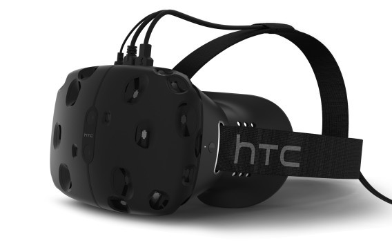 HTC presenta Vive, realtà virtuale in collaborazione con Valve   Aggiornamento: Foto Live