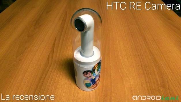 HTC RE Camera: la recensione
