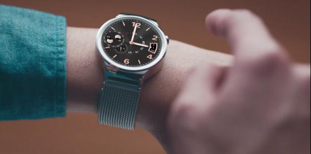 Huawei Watch: online i primi video commerciali