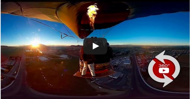 Youtube introduce la visione e il caricamento di video a 360°