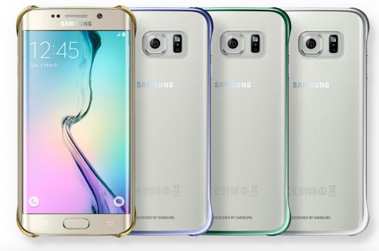 Cover, battery pack e cuffie: ecco i primi accessori ufficiali per Samsung Galaxy S6