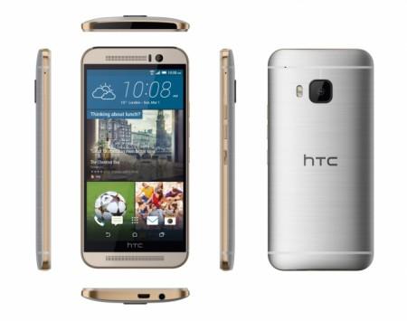 HTC presenta il nuovo One M9