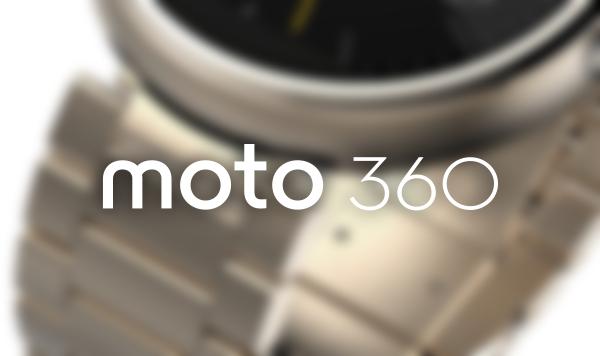 Motorola Moto 360 (2015): ancora conferme per il display completamente tondo