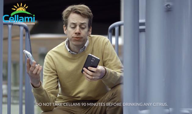 Cellami, la presa in giro di HTC ad Apple e Samsung