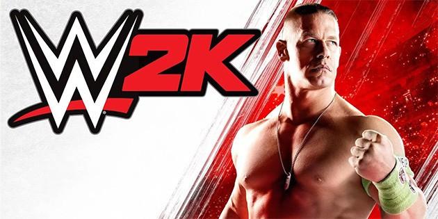 WWE 2K disponibile al download su Play Store