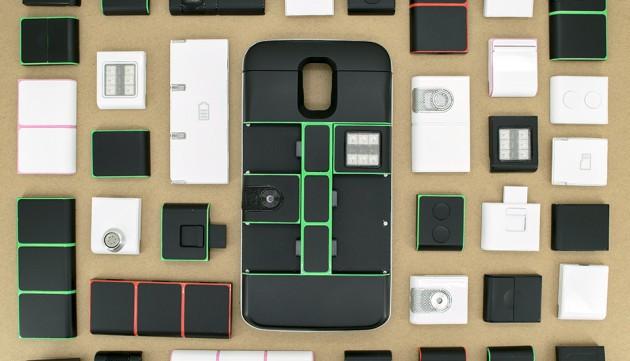 Nexpaq, il case modulare per trasformare il proprio smartphone in un device Project Ara