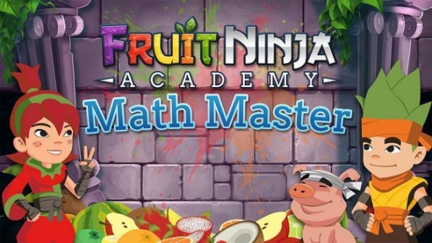 Halfbrick Studios presenta il nuovo Fruit Ninja: Math Master