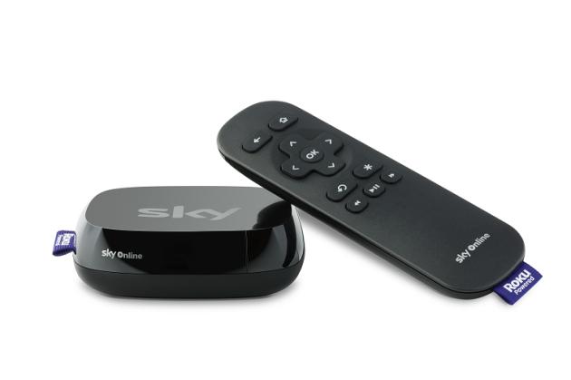 SKY Online TV BOX: la TV online di SKY