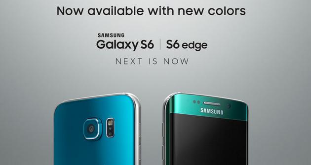 Samsung Galaxy S6, ecco i nuovi colori Topazio e Smeraldo e la base di ricarica di Capitan America