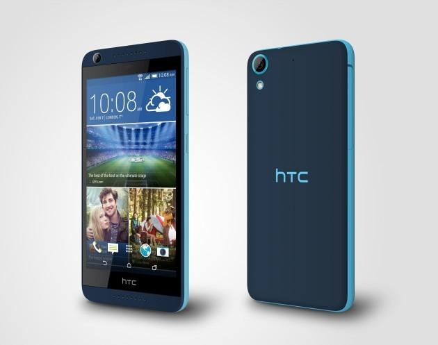 La gamma HTC Desire ha venduto 1 milione d'unità in Taiwan