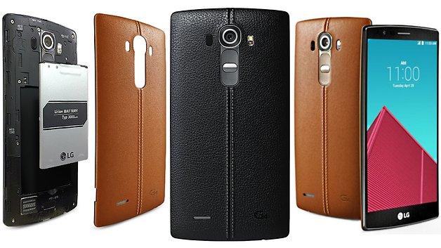 LG G4: in arrivo un aggiornamento con versione software V10C