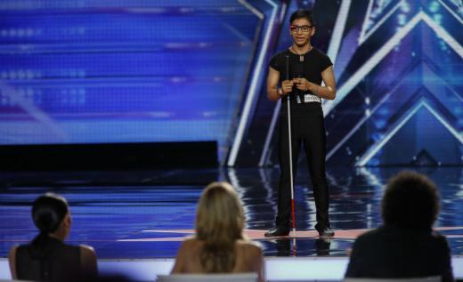 Google Glass protagonisti di un'emozionante esibizione ad America's Got Talent